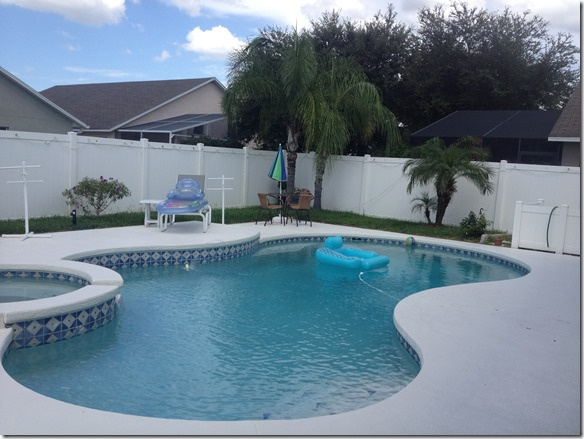 Swimming Pool Florida New Homes For Sale